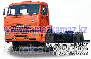 Шасси КамАЗ 6520-3072-73 (Сборка РФ, 2017 г.)