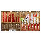 Набор ножей из нержавеющей стали Blaumann (12пр.), фото 2