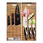 Набор ножей из нержавеющей стали Blaumann (6пр.), фото 2
