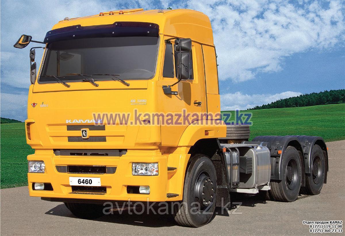Седельный тягач КамАЗ 6460-26010-73 (Сборка РФ, 2017 г.)
