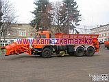 Комбинированная дорожная машина КамАЗ КО-829Б-06 (Сборка РФ, 2017 г.), фото 4