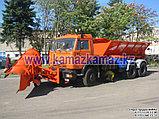 Комбинированная дорожная машина КамАЗ КО-829Б1 (Сборка РФ, 2017 г.), фото 6