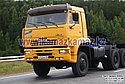 Седельный тягач КамАЗ 65225-6015-43 (Сборка РФ, 2017 г.), фото 3