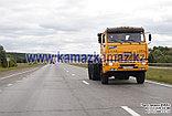 Седельный тягач КамАЗ 65225-6015-43 (Сборка РФ, 2017 г.), фото 4