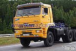 Седельный тягач КамАЗ 65225-6141-43 (Сборка РФ, 2017 г.), фото 3