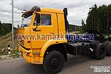 Седельный тягач КамАЗ 65225-6114-43 (Сборка РФ, 2017 г.), фото 2