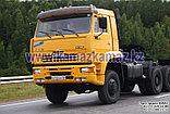 Седельный тягач КамАЗ 65225-6114-43 (Сборка РФ, 2017 г.), фото 3