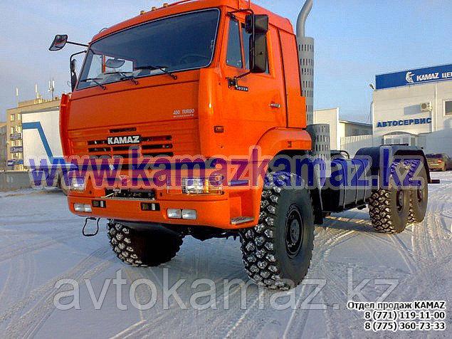 Шасси КамАЗ 65224-3970-43 (Сборка РФ, 2017 г.)