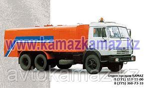 Каналопромывочная машина КамАЗ КО-512 (Сборка РФ, 2017 г.)