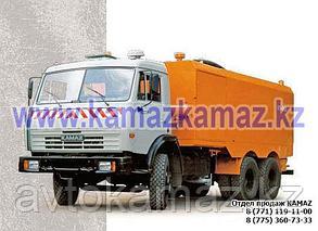 Илососная машина КамАЗ КО-560 (Сборка РФ, 2017 г.)