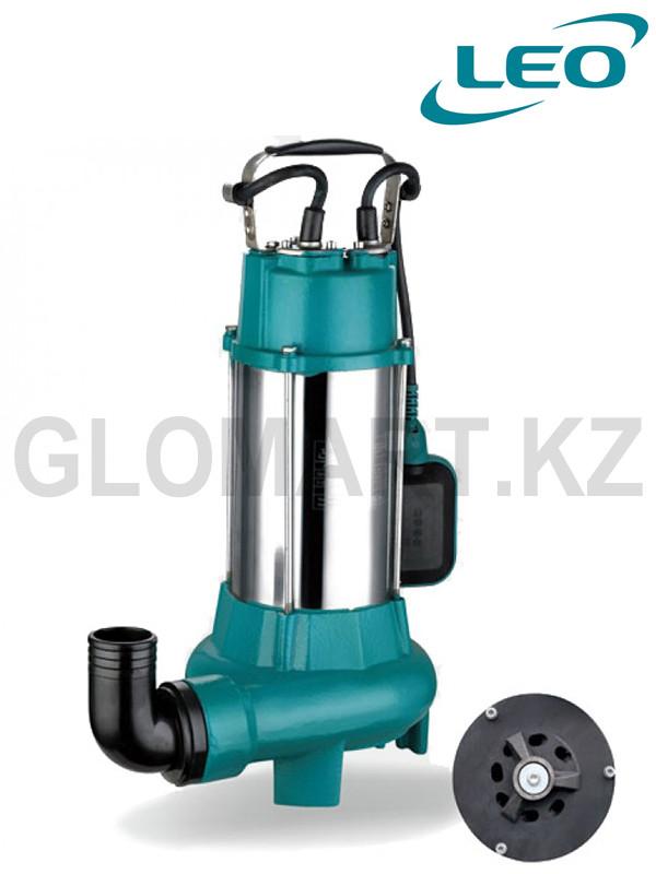 Насос для канализации LEO XSP26,4-10/1,8ID с режущим механизмом (Лео)
