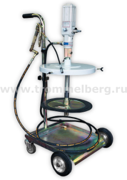 Солидолонагнетатель Trommelberg UZM2060