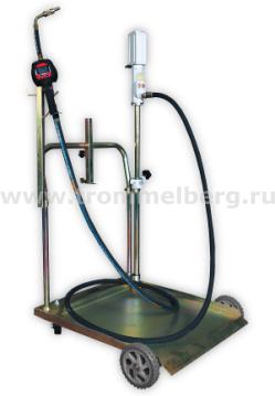 Комплект для маслораздачи с насосом и тележкой Trommelberg UZM12990