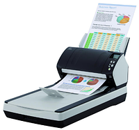 Поточный документ-сканер Fujitsu fi-7260 - купить в Алматы