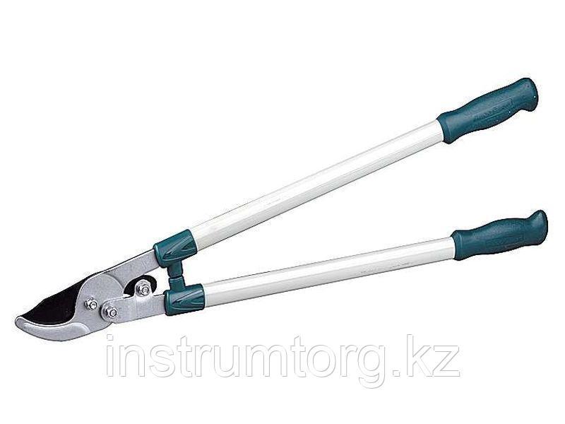 Сучкорез RACO со стальными ручками, 2-рычажный, рез до 40мм, 700мм