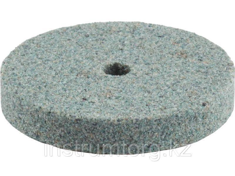 Круг ЗУБР абразивный шлифовальный из карбида кремния
