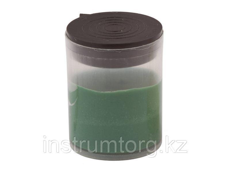 Паста ЗУБР шлифовальная, в пластиковом боксе, 21 гр, 1шт