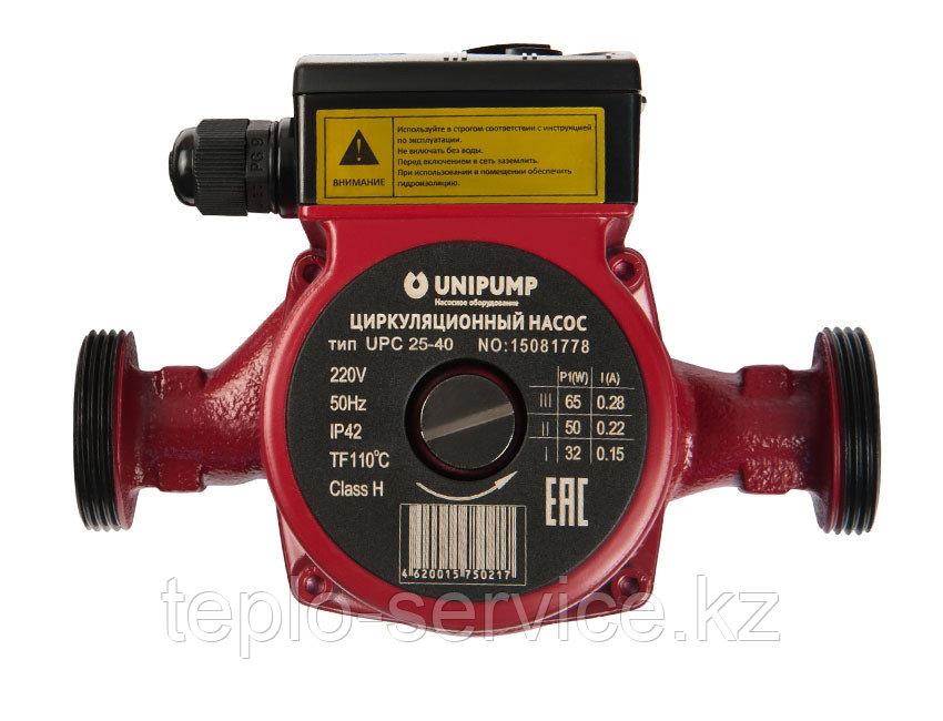 Циркуляционный насос UNIPUMP 32-80 UPC