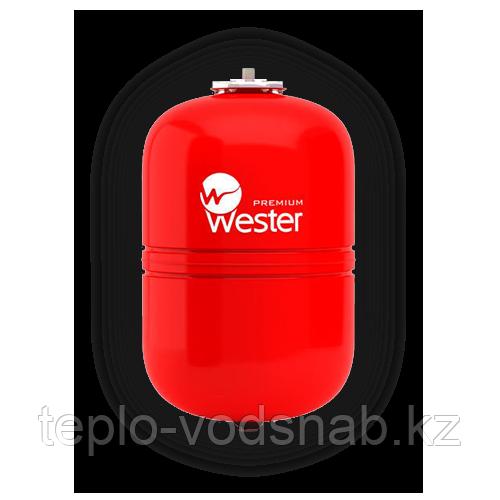 Мембранный расширительный бак для отопления 8 л, Wester (Россия)