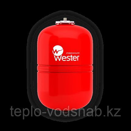 Мембранный расширительный бак для отопления 8 л, Wester (Россия), фото 2