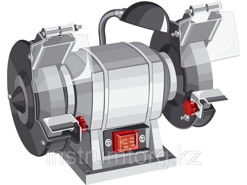 ЗУБР заточной станок, d200 мм,  450 Вт