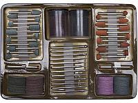 """Набор мини-насадок STAYER """"MASTER"""" для гравировальных машин, 134 предмета"""