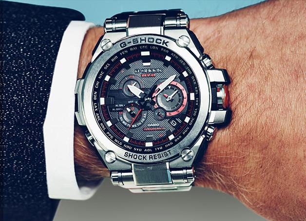 Часы Casio G-Shock серии MT-G