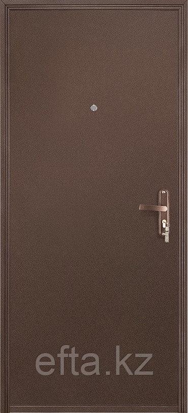 Дверь Профи 2050/850/950/50 L/R метал/метал