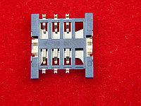 Разъемы для Micro-SIM-карт (14.5×13x1.2 мм)
