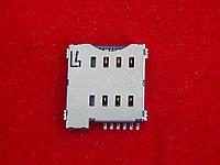Разъемы для Micro-SIM-карт с автоматическим выталкиванием (17×15x1,3 мм)