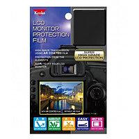 Защитная пленка Kenko для Canon EOS5D MarkIV (2шт для гл. и вспом.дисплеев)