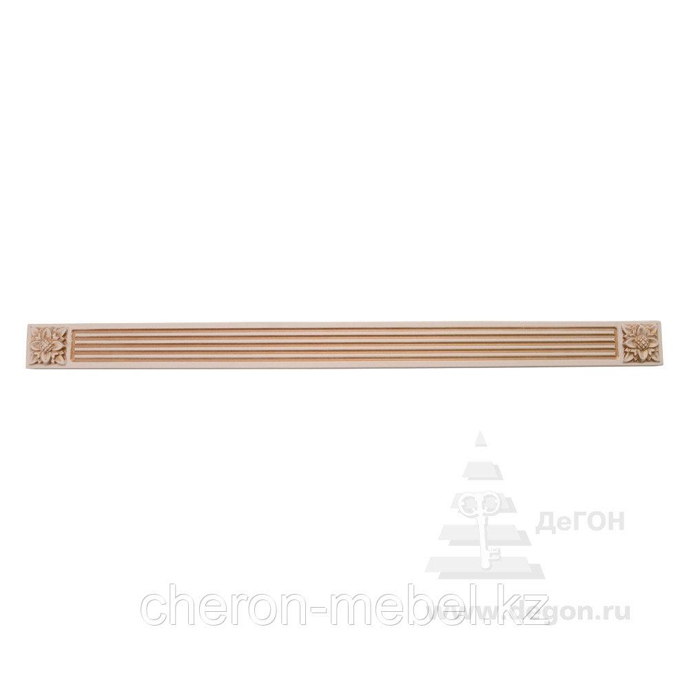 Розетка декоративная Длина 42 мм. Высота 42 мм. Толщина 8 мм.
