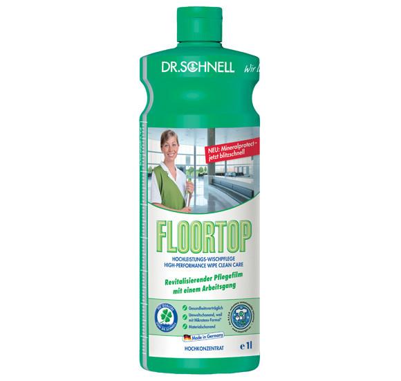 Floortop 1 литр Dr.Schnell