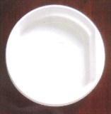Тарелки пластик одноразовые плоские