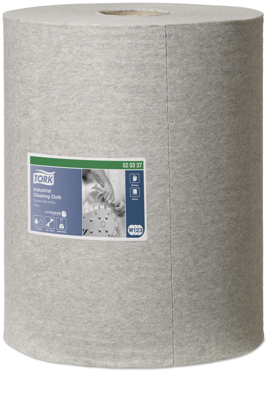 Нетканый материал Tork для удаления масла и жира 520337