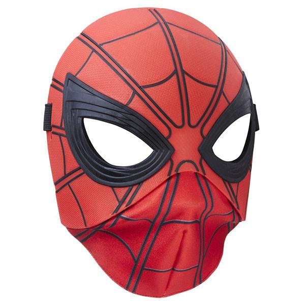 Игрушка Hasbro Spider-man Маска человека-паука плаcтик и ткань