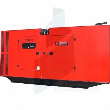 Генератор дизельный Europower EPS 500 TDE