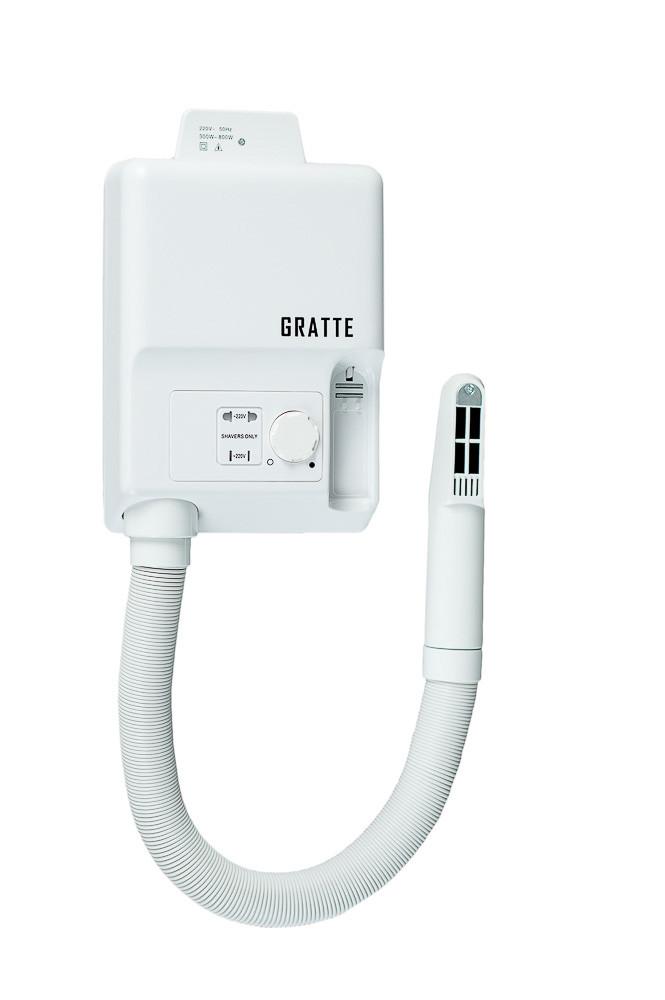 Фен для волос GRATTE Pro HR-800