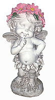 Статуэтка Ангел в цветах H-43см
