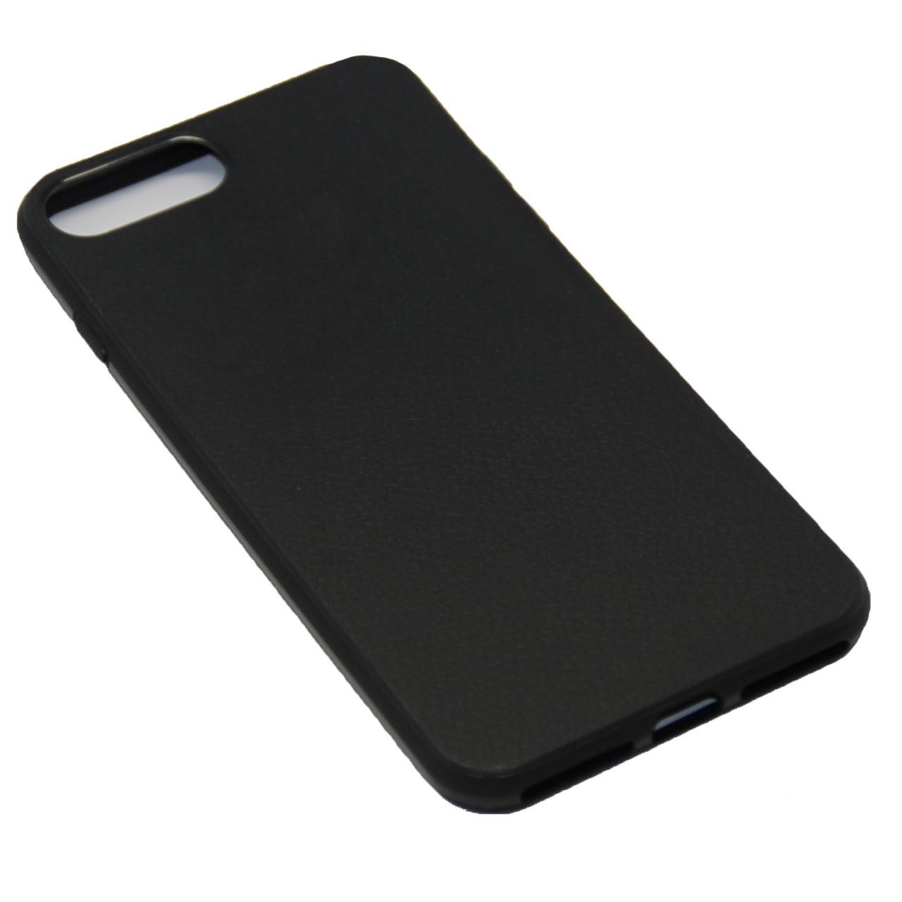 Чехол Силиконовый Кожа iPhone 7 Plus