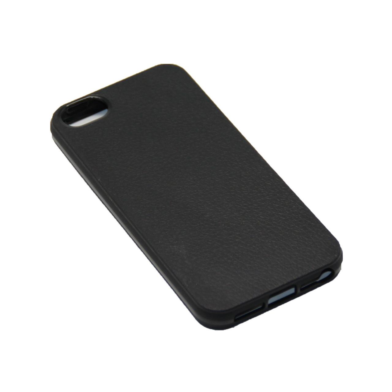 Чехол Силиконовый Кожа iPhone 5, 5S, SE