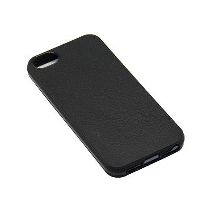 Чехол Силиконовый Кожа iPhone 5, 5S, SE, фото 2