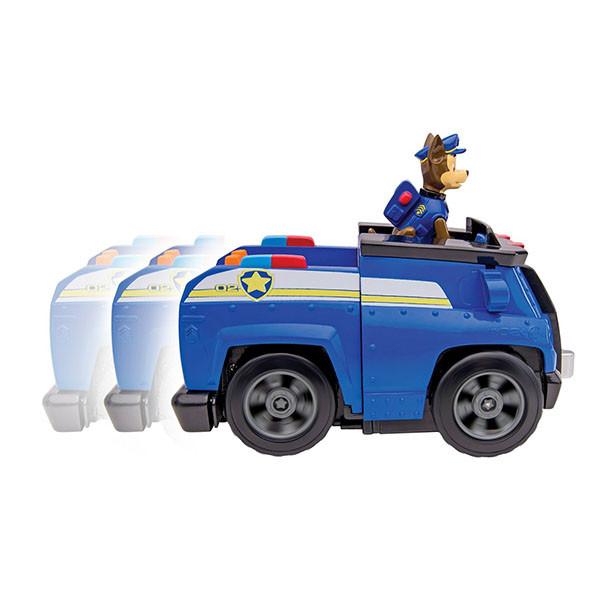 Игрушка Paw Patrol Машина-трансформер со звуком и светом в ассортименте