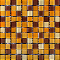 Мозаика - Стеклянная мозаика 30*30