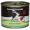 Влажный корм для собак всех пород Kennels' Favourite гусь с яблоками