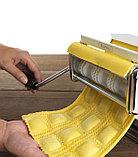 Пельменница Marcato Atlas 150 Roller Ravioli ручная домашняя бытовая механическая для дома, фото 3