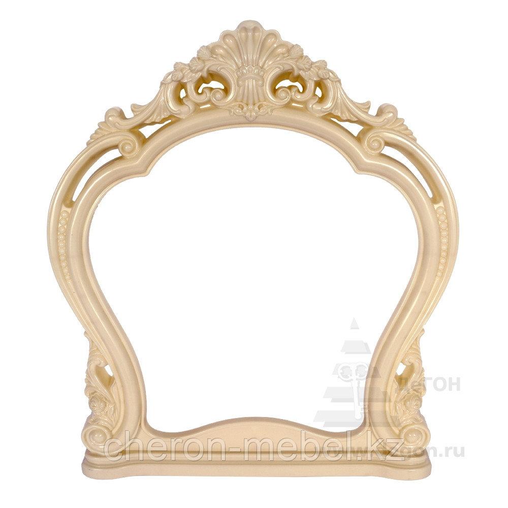 Накладка для зеркала Высота 975 мм. Ширина 830 мм. Глубина 92 мм.