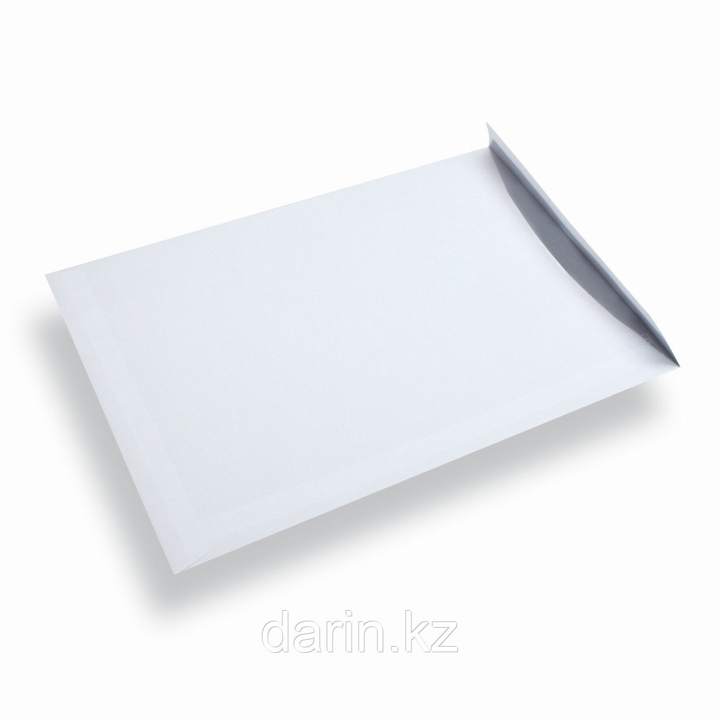 Конверт бумажный А4 с липким флипом