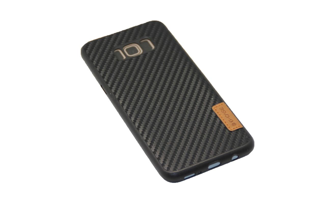 Чехол G-Case Карбон Samsung S8 Plus