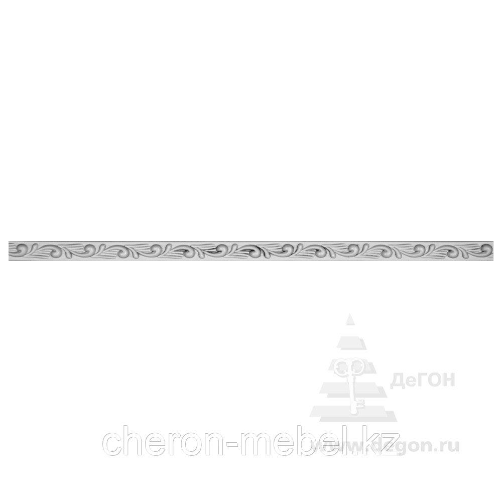 Молдинг Ширина 10,5 мм. Толщина 5,5 мм.